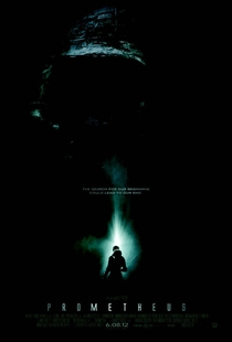 Prometheus - Poster / Capa / Cartaz - Oficial 8