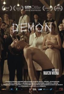 Demon - Poster / Capa / Cartaz - Oficial 1