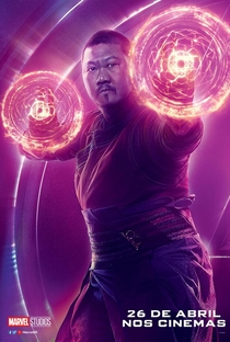 Vingadores: Guerra Infinita - Poster / Capa / Cartaz - Oficial 33