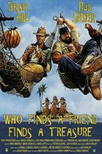 Quem Encontra um Amigo, Encontra um Tesouro - Poster / Capa / Cartaz - Oficial 5