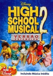 High School Musical 2 - Poster / Capa / Cartaz - Oficial 5