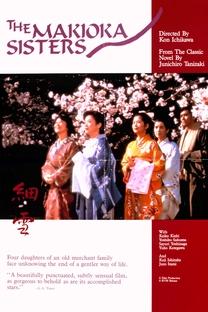 As Irmãs Makioka - Poster / Capa / Cartaz - Oficial 4