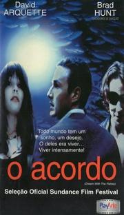 O Acordo - Poster / Capa / Cartaz - Oficial 2