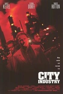 Cidade do Ódio - Poster / Capa / Cartaz - Oficial 3