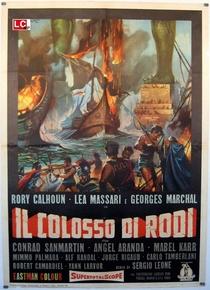 O Colosso de Rodes - Poster / Capa / Cartaz - Oficial 11