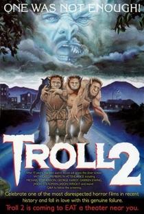 Troll 2 - Poster / Capa / Cartaz - Oficial 4
