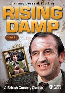 Rising Damp - Poster / Capa / Cartaz - Oficial 1
