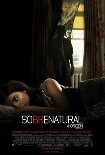 Sobrenatural: A Origem - Poster / Capa / Cartaz - Oficial 1