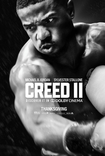Creed II - Poster / Capa / Cartaz - Oficial 6