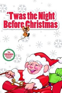 'Twas the Night Before Christmas - Poster / Capa / Cartaz - Oficial 2
