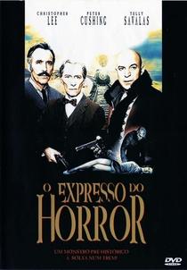 O Expresso do Horror - Poster / Capa / Cartaz - Oficial 11