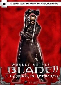 Blade II - O Caçador de Vampiros - Poster / Capa / Cartaz - Oficial 8