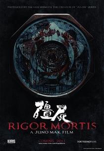 Rigor Mortis - Poster / Capa / Cartaz - Oficial 1