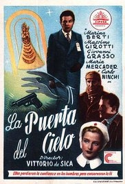 La Porta del Cielo - Poster / Capa / Cartaz - Oficial 1