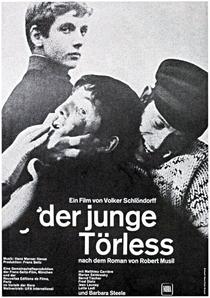 O Jovem Törless - Poster / Capa / Cartaz - Oficial 1