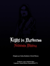 Luz na Escuridão Nemesis Divina - Um documentário sobre black metal cristão - Poster / Capa / Cartaz - Oficial 1