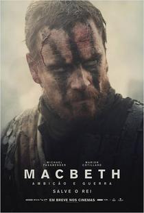 Macbeth: Ambição e Guerra - Poster / Capa / Cartaz - Oficial 10