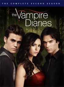 The Vampire Diaries (2ª Temporada) - Poster / Capa / Cartaz - Oficial 2