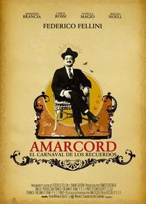 Amarcord - Poster / Capa / Cartaz - Oficial 3