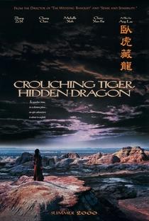 O Tigre e o Dragão - Poster / Capa / Cartaz - Oficial 7