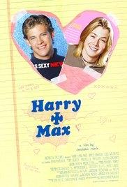 Harry + Max - Poster / Capa / Cartaz - Oficial 1