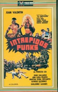 Intrepidos Punks - Poster / Capa / Cartaz - Oficial 1