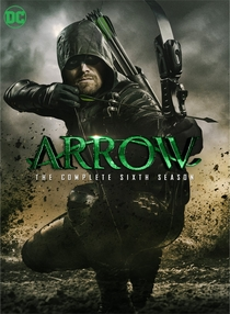 Arrow (6ª Temporada) - Poster / Capa / Cartaz - Oficial 3