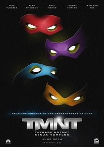As Tartarugas Ninja - Poster / Capa / Cartaz - Oficial 12