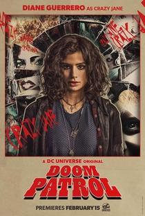 Patrulha do Destino (1ª Temporada) - Poster / Capa / Cartaz - Oficial 6