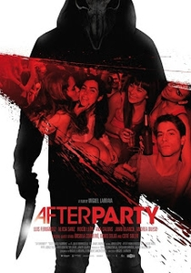 Afterparty - Poster / Capa / Cartaz - Oficial 1