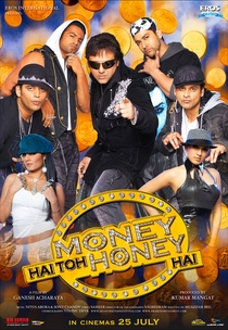 Money Hai Toh Honey Hai - Poster / Capa / Cartaz - Oficial 2