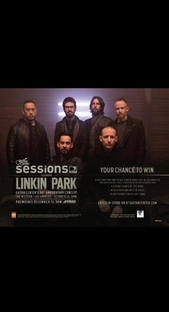 Guitar Center Sessions: Linkin Park - Poster / Capa / Cartaz - Oficial 1