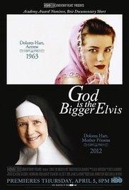 God Is The Bigger Elvis - Poster / Capa / Cartaz - Oficial 2