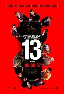 Treze Homens e um Novo Segredo - Poster / Capa / Cartaz - Oficial 2