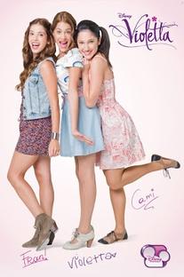 Violetta (1ª Temporada) - Poster / Capa / Cartaz - Oficial 11