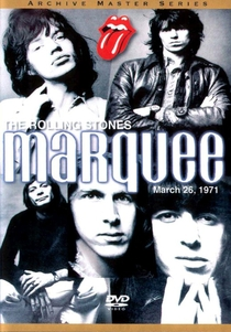 Rolling Stones - Marquee Club '71 - Poster / Capa / Cartaz - Oficial 1