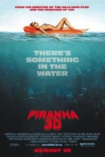 Piranha 3D - Poster / Capa / Cartaz - Oficial 4