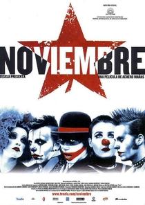 Noviembre - Poster / Capa / Cartaz - Oficial 1