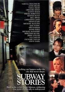 Metrô De Nova York - Poster / Capa / Cartaz - Oficial 1