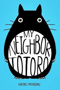 Meu Amigo Totoro - Poster / Capa / Cartaz - Oficial 14