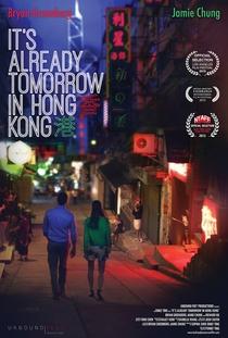 Already Tomorrow in Hong Kong - Poster / Capa / Cartaz - Oficial 4