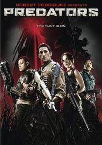 Predadores - Poster / Capa / Cartaz - Oficial 5