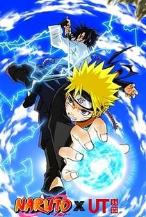 Naruto: OVA 8 - Naruto x UT. Sage Naruto vs Sasuke - Poster / Capa / Cartaz - Oficial 1
