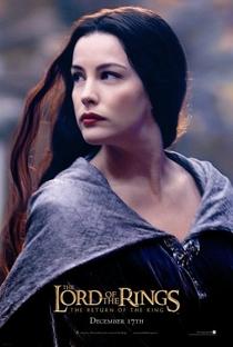 O Senhor dos Anéis: O Retorno do Rei - Poster / Capa / Cartaz - Oficial 8