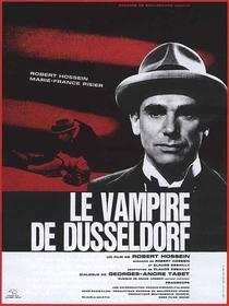 O Diabólico Vampiro de Düsseldorf - Poster / Capa / Cartaz - Oficial 1