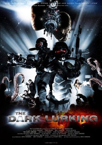 The Dark Lurking - Poster / Capa / Cartaz - Oficial 1