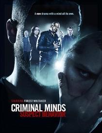 Criminal Minds: Suspect Behavior (1ª Temporada) - Poster / Capa / Cartaz - Oficial 1