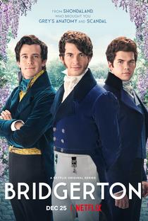 Bridgerton (1ª Temporada) - Poster / Capa / Cartaz - Oficial 3