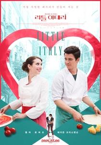 Amor em Little Italy - Poster / Capa / Cartaz - Oficial 4