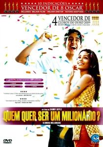 Quem Quer Ser um Milionário? - Poster / Capa / Cartaz - Oficial 2